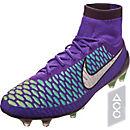 Nike Magista Obra FG Soccer Cleats - Hyper Grape & Fierce Purple
