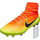Nike Magista Obra FG - Total Crimson & Total Orange