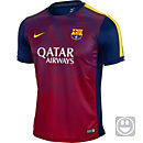 Nike Kids Barcelona Prematch Top - Loyal Blue