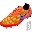Nike Magista Opus FG Soccer Cleats - Orange