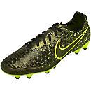 Nike Magista Onda FG Soccer Cleats - Dark Citron & Black