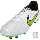 Nike Kids Magista Onda FG Soccer Cleats - Black and White