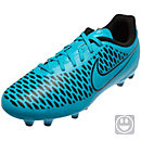 Nike KIds Magista Onda FG Soccer Cleats - Blue and Black