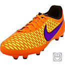 Nike Kids Magista Onda FG Soccer Cleats - Orange and Red