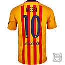 Nike Kids Lionel Messi Barcelona Away Jersey 2015