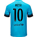 Nike Lionel Messi Barcelona 3rd Jersey 2015-16