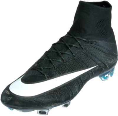 Nike Mercurial Superfly and Vapors
