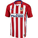 Nike Atletico Madrid Home Jersey 2015-2016