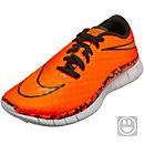 Nike Kids Free Hypervenom Indoor Shoes - Total Orange