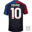 Nike Kids Christian Pulisic USA Away Jersey 2016