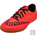 Nike Youth Mercurial Pro IC Indoor Shoes - Red and Black
