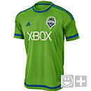 adidas Kids Seattle Sounders Home Jersey 2015