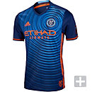 adidas NYCFC Authentic Away Jersey 2016