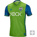adidas Seattle Sounders Authentic Home Jersey 2016