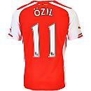 Puma Ozil Arsenal Home Jersey 2014-15