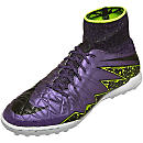 Nike HypervenomX Proximo Turf Soccer Shoes - Hyper Grape