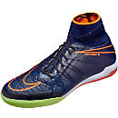 Nike HypervenomX Proximo Street IC - Black & Total Orange