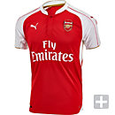 Puma Arsenal Home Jersey 2015-2016