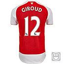 Puma Kids Olivier Giroud Arsenal Home Jersey 2015-16