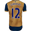 Puma Kids Olivier Giroud Arsenal Away Jersey 2015-16