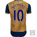 Puma Kids Jack Wilshere Arsenal Away Jersey 2015
