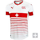 Switzerland World Cup Home Jersey - 2014