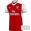 Puma Kids Arsenal Home Jersey 2016-17