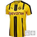 Puma Kids Borussia Dortmund Home Jersey 2016-17
