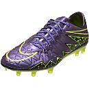 Nike Hypervenom Phinish FG Soccer Cleats - Hyper Grape