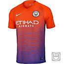 Nike Kids Manchester City 3rd Jersey 2016-17