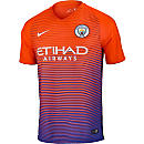 Nike Manchester City 3rd Jersey 2016-17