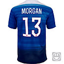 Nike Kids Alex Morgan USA Away Jersey 2015