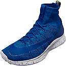 Nike Free Flyknit Mercurial - Game Royal & Photo Blue