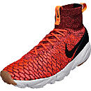 Nike Air Footscape Flyknit Magista - Bright Crimson & Gold Lead