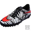 Nike Kids Hypervenom Phelon II Turf Shoes - Neymar Jr - Black & Bright Crimson