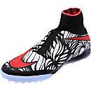 Nike HypervenomX Proximo TF - Neymar Jr - Black & Total Crimson