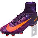 Nike Mercurial Superfly V FG Soccer Cleats - Purple Dynasty & Hyper Grape