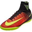 Nike MercurialX Proximo II IC - Total Crimson & Volt
