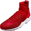 Nike Zoom Model I FK Soccer Shoes - University Red & Dark Grey