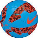 Nike Rolinho Menor Futsal Ball - Blue and Red