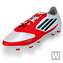 adidas Womens F30 TRX FG Soccer Cleats  White and Core Energy
