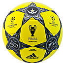 adidas Finale Wembley Capitano Soccer Ball  Vivid Yellow with Black