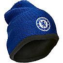 adidas Chelsea Beanie - Chelsea Blue & White