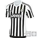 adidas Kids Juventus Home Jersey 2015-2016