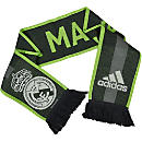 adidas Real Madrid Scarf - Deepest Space & Grey