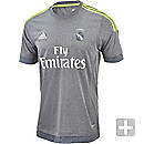 adidas Real Madrid Away Jersey 2015-16