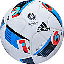 adidas Euro 16 Match Ball - White & Bright Blue