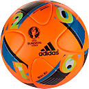 adidas Euro 16 Winter Match Ball - Solar Orange & Bright Blue