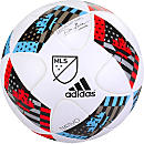 adidas MLS 2016 Official Match Ball - White & Shock Blue