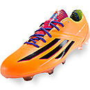 adidas F30 TRX FG Soccer Cleats  Solar Zest with Vivid Berry